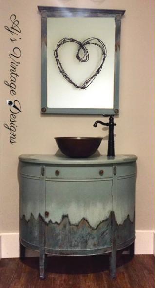 DB Bathroom Vanity